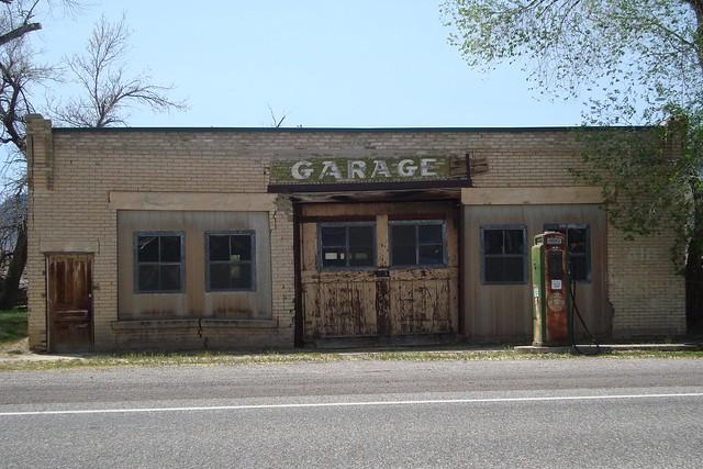 Road stop, Utah