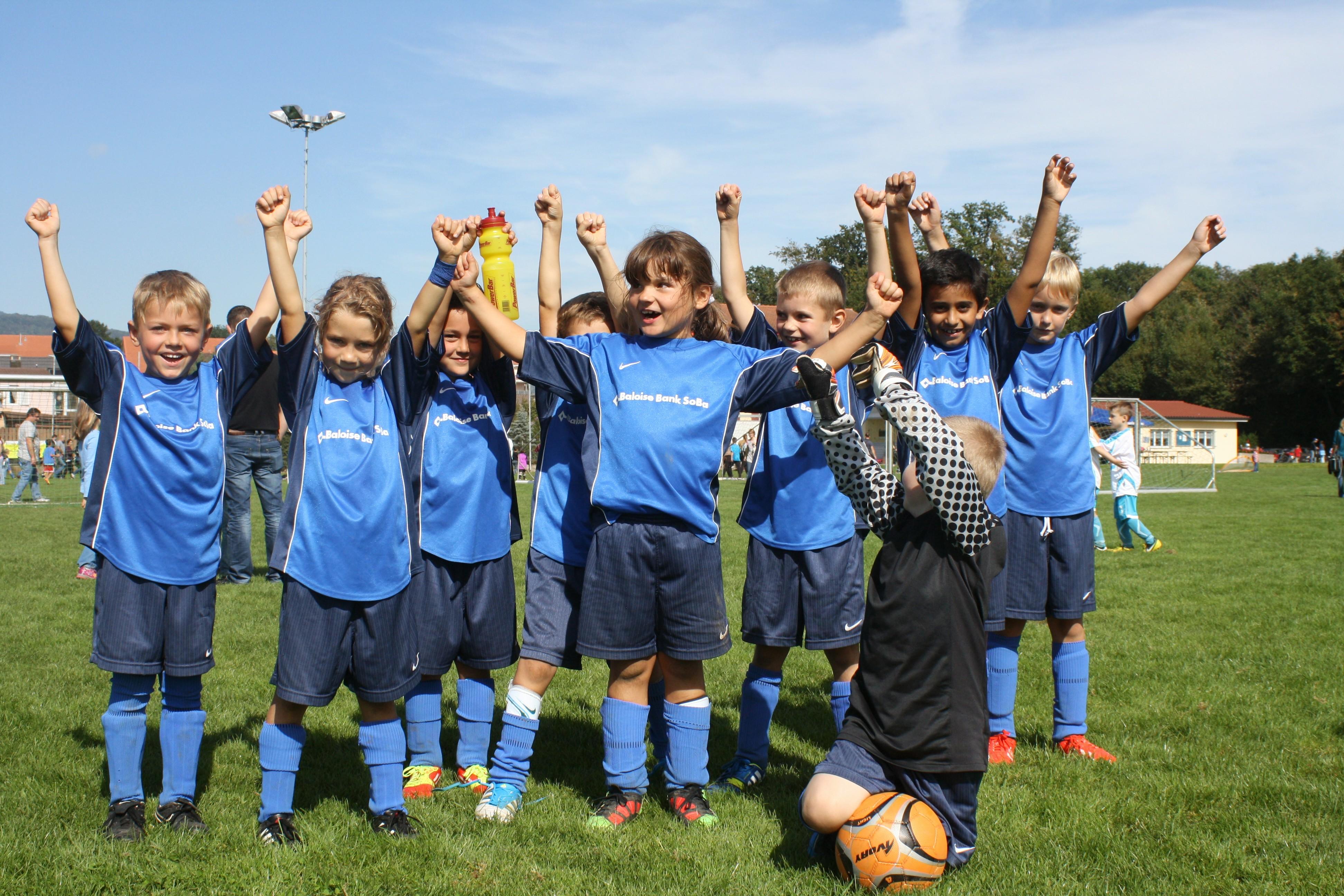 Spielfest Junioren G & F (22.09.2013)
