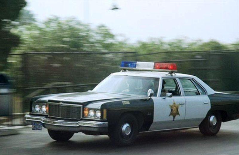 1975 Chevrolet Impala Police Car Wonder Woman From Www I
