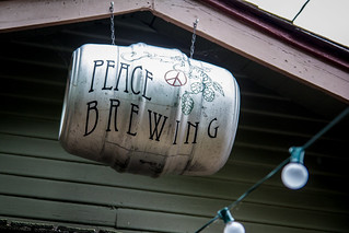 Bradley Daniels' Peace Brewing | by fourbrewers