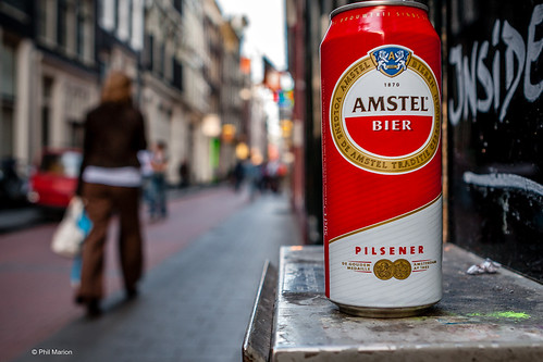 Another Amsterdam empty | by Phil Marion