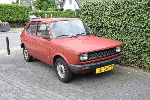 Fiat 127 1050 1980