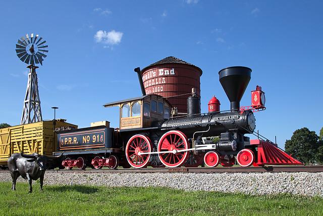 Trails End Steam - Sedalia