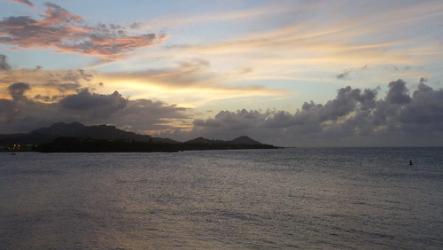 republicadominicana caribe puertoplata caribbean sunsets atardeceres atardecerenelcaribe sunset 2010 summer 1000views caribbeansea mar sea peace peaceful