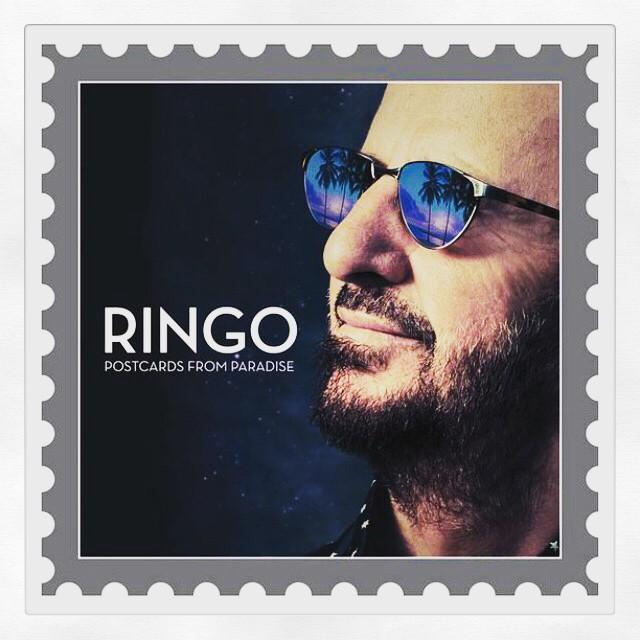 Ringo Starr - Postcards From Paradise. #RingoStarr #vinyl
