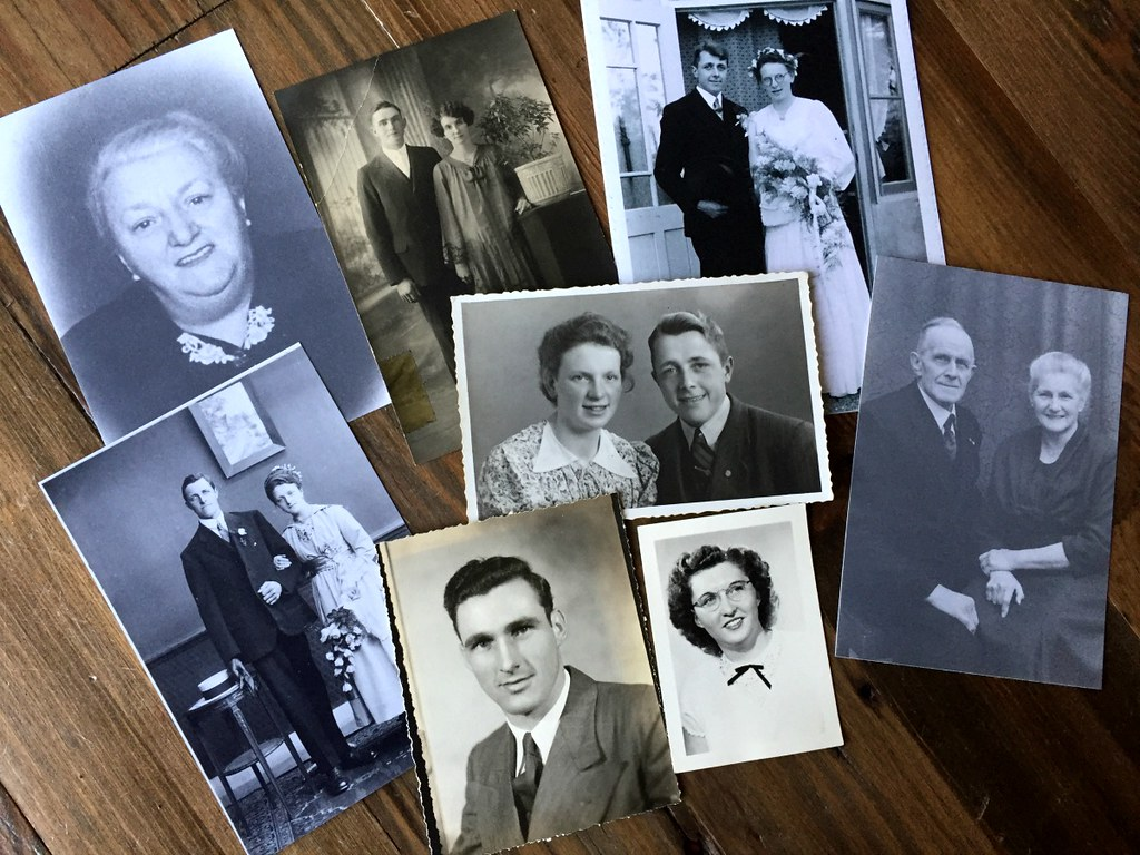old family pictures