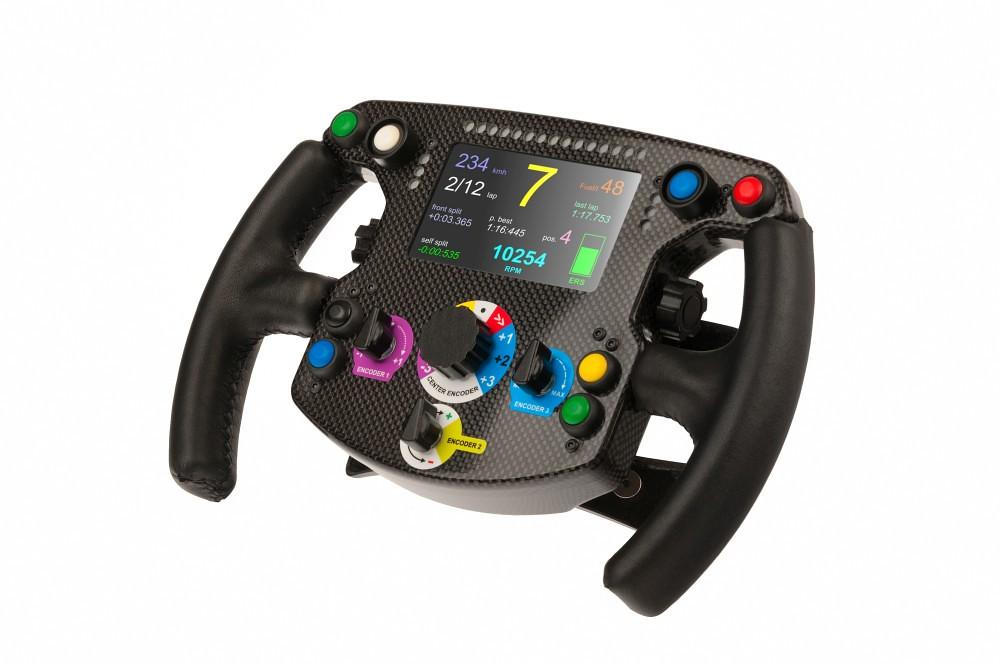 Rexing Formula Wheel display