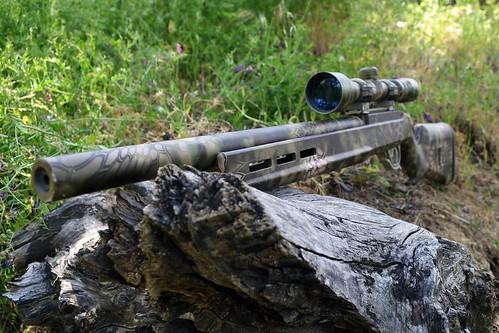 Kryptek Mandrake Rifle Skin