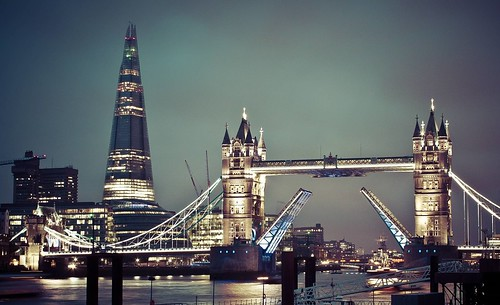 London Tower Bridge & The Shard | by Arch_Sam