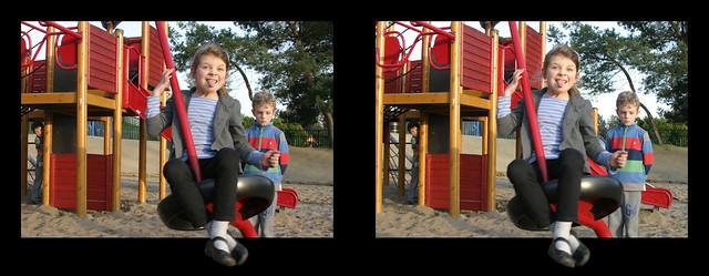 3D Victoria Park play