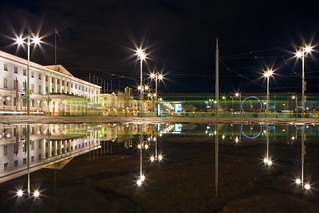 Kauppatori Reflections, Helsinki | by flatworldsedge