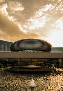 African Union Conference Centre | by andryn2006