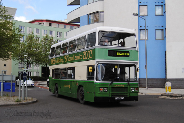 Lincolnshire Road Car 1503