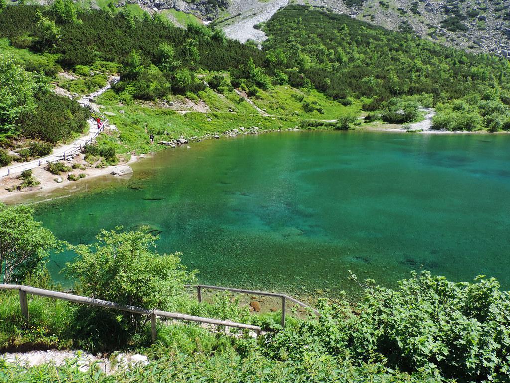Zelene pleso, High Tatras, Slovakia