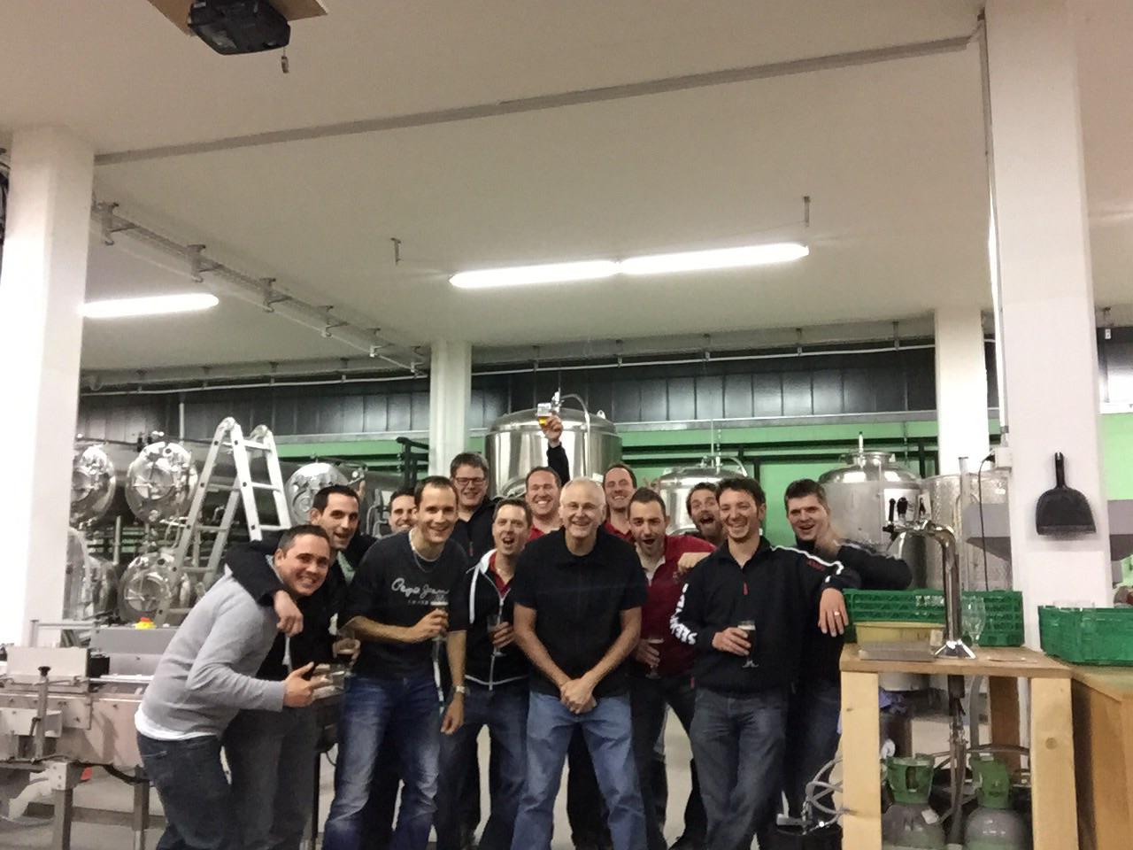 Besuch Bier Factory