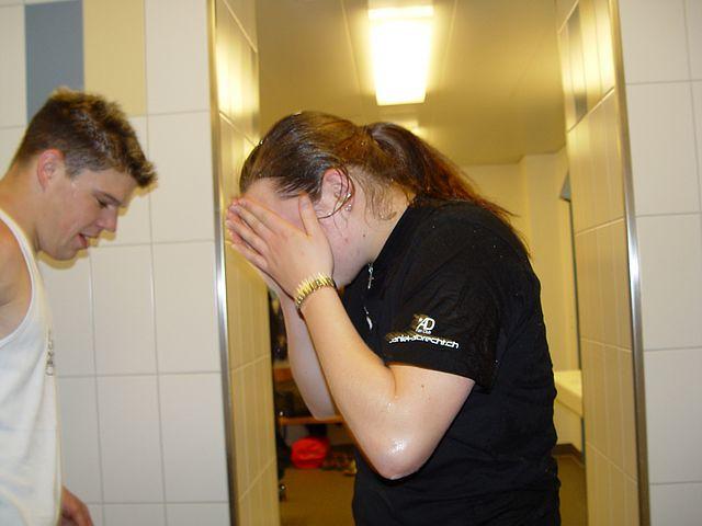 Trainingsweekend 2005 Riggisberg