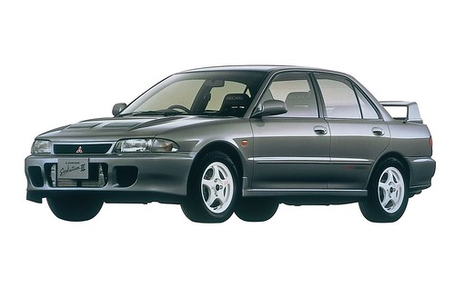 1994-1995 Mitsubishi Lancer Evolution II - 01 | by Az online magazin