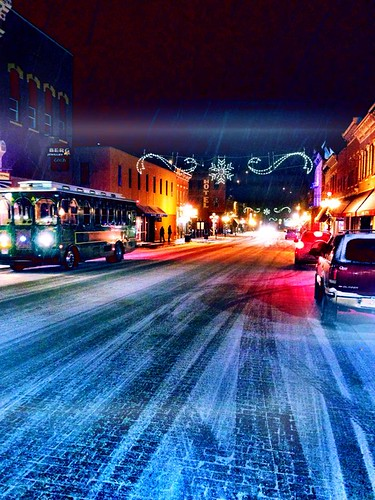 Deadwood at Christmas time | by misty~bee