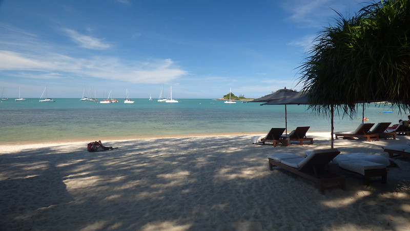 Koh Samui Choengmon Beach サムイ島チェンモンビーチ