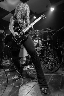 Nashville Pussy @ Hard Place, Zagreb, 3rd Jun 2015   by Vedran Matica