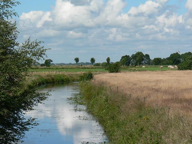 rural East Frisia DwarsTief