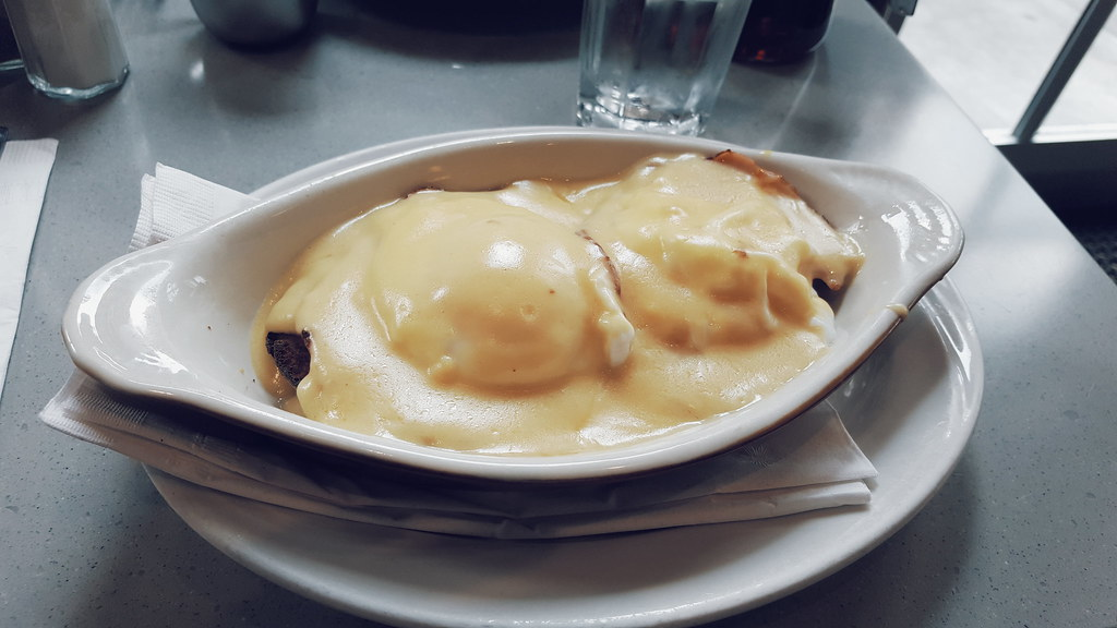 Morning Star - Eggs Benedict