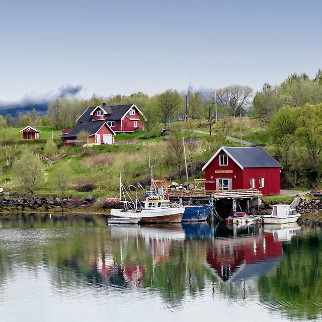 Norwegian pastorale