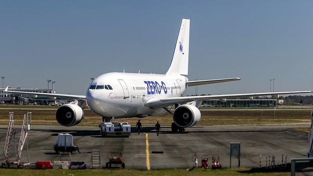 Zero-G A310 ready to fly