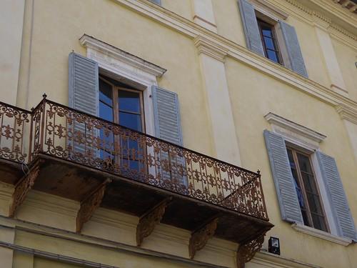 Zelfs de balustrades zijn mooi!