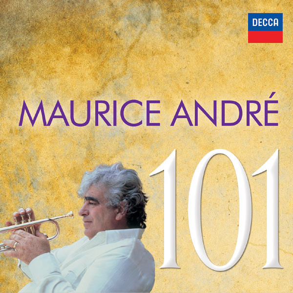 101 Maurice Andre Maurice Andre Decca