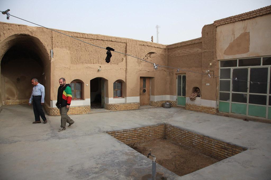 casa tradizionale traditional house misr iran