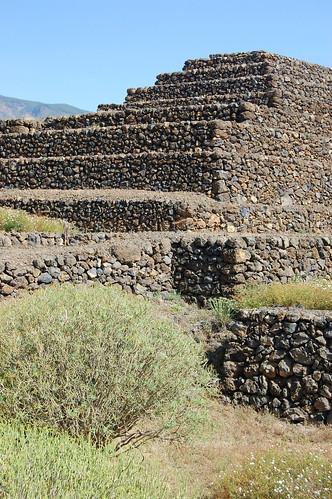 Guančská pyramida v Gümaru