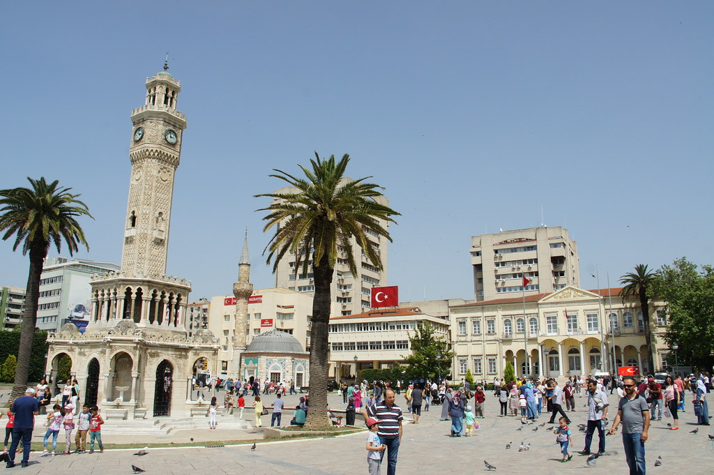 Izmir, Turkey, May 2015