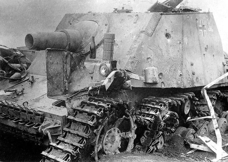 Sturmpanzer IV 'Brummbär'
