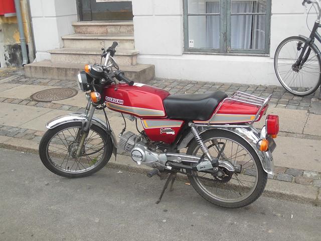 50cc Suzuki Samurai