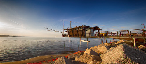 Trabocco   by Alessandro LS