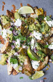 Grilled Loaded Nacho Fries | by Smells Like Home