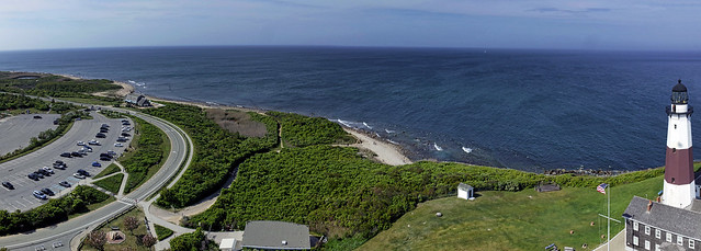 Montauk Lighthouse 2015 Panorama I