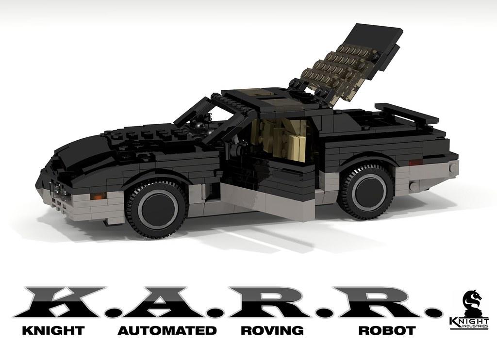 K A R R  - Knight Industries Roving Robot (Knight Rider TV…   Flickr