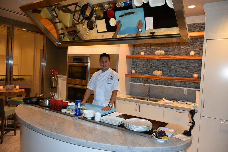 03-27-18  Photos Ritz Cooking Studio Lionfish  8