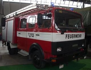 Magirus Iveco Feuerwehrfahrzeug _b