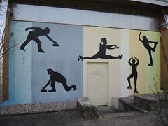 Umbau Kunsti, Bilder: Toni Gysin