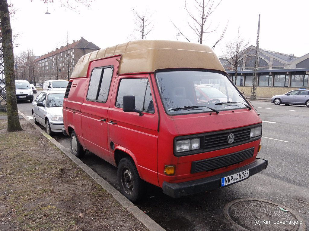 Góra VW T3 Camper | Copenhagen | Kim L | Flickr AX26