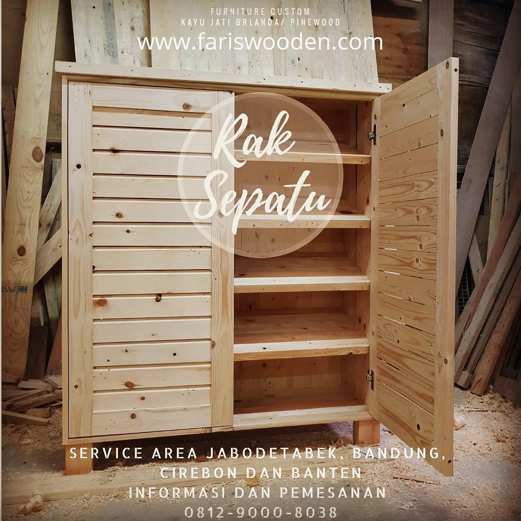 Furniture Jati Belanda 081290008038 Rak Sepatu Jati Beland Flickr Mebel kayu jati belanda