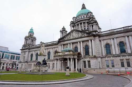 Belfast City Hall, Northern Ireland | by mattk1979