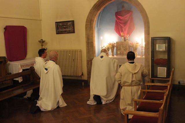 Holy Thursday Mass 2018