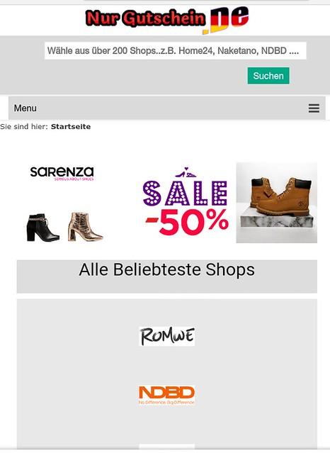 Online Shopping Portal Flickr