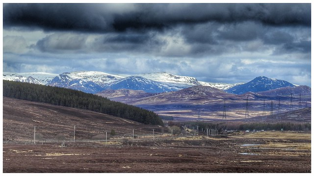 The Cairngorms, Scotland