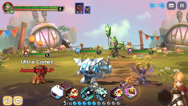 Epic Mobile RPG from the developers of Summoners War Enters Google