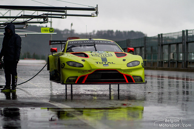 2018 Aston Martin V8 Vantage GTE